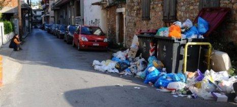 Ξεκίνησε η αποκομιδή των σκουπιδιών στην Τριπολη