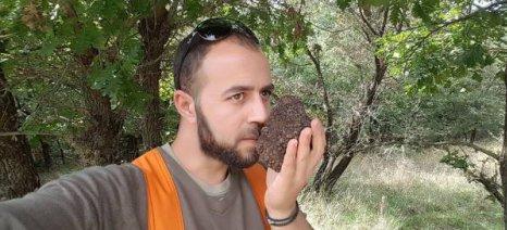 Η μεγαλύτερη για φέτος τρούφα στην Ελλάδα βρέθηκε στη Μεσσηνία