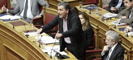 Ψηφίστηκε χθες ο τελευταίος μνημονιακός προϋπολογισμός