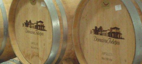 Στα δέκα αγαπημένα κρασιά του αμερικανικού Τύπου ένα Μοσχοφίλερο