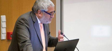 Παραιτήθηκε ο Γεράσιμος Τσιαπάρας, εκπρόσωπος της Πειραιώς στο δ.σ. της ΕΒΖ, που επιτέθηκε με ύβρεις στους παραγωγούς