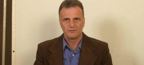 Ο Βάκης Τσιομπανίδης, πρόεδρος του ΑΚΚΕΛ, διορίστηκε αντιπρόεδρος στο ΙΓΕ