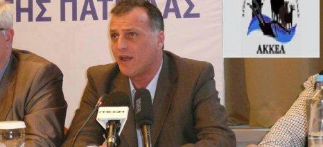 Απογοητευμένος ο Τσιομπανίδης από τη μη κάθοδο του ΑΚΚΕΛ στις εκλογές