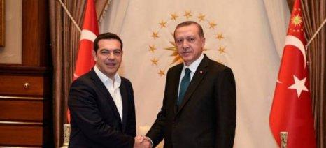 Στα χέρια Τσίπρα-Ερντογάν το Κυπριακό