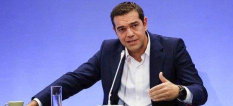 """Τσίπρας: """"Να αναδείξουμε την Ελλάδα της δημιουργίας και του μόχθου"""""""
