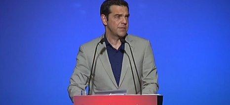 Στις 10 και 11 Οκτωβρίου πιθανότατα το Αναπτυξιακό Συνέδριο στη Λάρισα με κεντρικό ομιλητή τον Τσίπρα