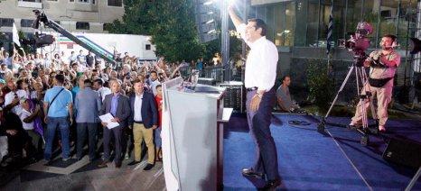 Τι είπε ο Τσίπρας για το αγροτικό πρόγραμμα του ΣΥΡΙΖΑ στη Λιβαδειά