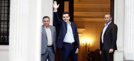 Σαράντα μέλη στο κυβερνητικό σχήμα ΣΥΡΙΖΑ-ΑΝΕΛ