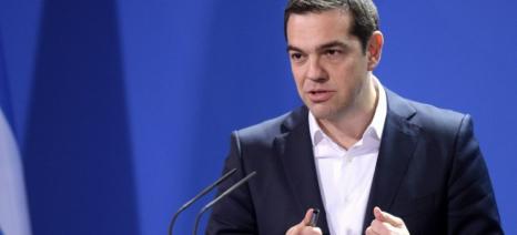 Τσίπρας: «Ουσιαστική συνεργασία που θα επιτρέπει στην Ελλάδα να εξάγει τα γεωργικά της αγαθά στη Ρωσία»
