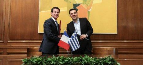 Και την Αγροτική Οικονομία περιλαμβάνει ο οδικός χάρτης συνεργασίας Ελλάδας-Γαλλίας
