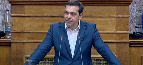 Τσίπρας: Θα διεκδικήσουμε τα δισ. ευρώ που κόστισε στο Δημόσιο η Novartis