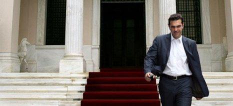 Κυβέρνηση υλοποίησης του μνημονίου και διατήρηση της ισορροπίας επιδιώκει ο Τσίπρας