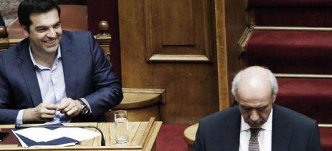 Σκληρή κόντρα ΣΥΡΙΖΑ-ΝΔ
