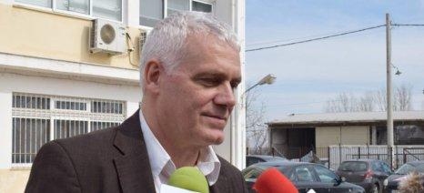 Εγκαίνια Τράπεζας Γενετικού Υλικού και Agrotica για τον Τσιρώνη σήμερα και μέχρι τις 3 Φεβρουαρίου στη Θεσσαλονίκη