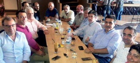 Διάλογος στον Πύργο Ηλείας για την αναβίωση της λίμνης της Μουριάς