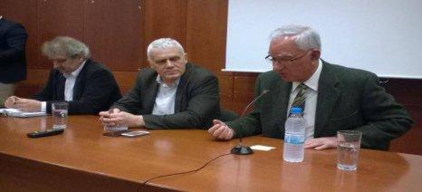 Τσιρώνης: Η Βουλγαρία έχει 30 κτηνιάτρους για τις ζωονόσους και η Ελλάδα δύο