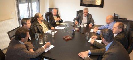 Τσιρώνης: Όχι στην εκτροπή του Αχελώου - ναι στο παράδειγμα του Θεσγάλα