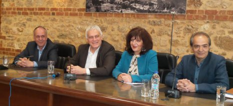 Γ. Τσιρώνης: «Ναι» στη Γαλακτοκομική Σχολή Ελασσόνας