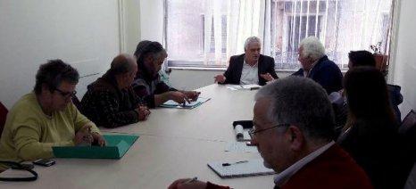 Επαφές Τσιρώνη με ενώσεις για τα προβλήματα της βιολογικής γεωργίας
