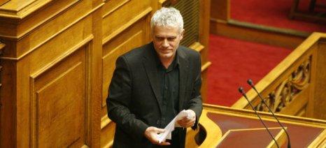 Την υπερψήφιση του νέου νόμου για την ανακύκλωση ζήτησε με ομιλία του στη Βουλή ο Τσιρώνης