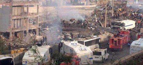 Τουρκία: Επίθεση με 11 νεκρούς σε αστυνομική μονάδα της πόλης Τσίζρε