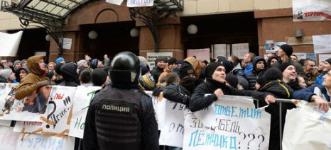Σε περιορισμό τουρκικών εισαγωγών τροφίμων προχώρησε η Ρωσία, ξεκινώντας οικονομικό πόλεμο