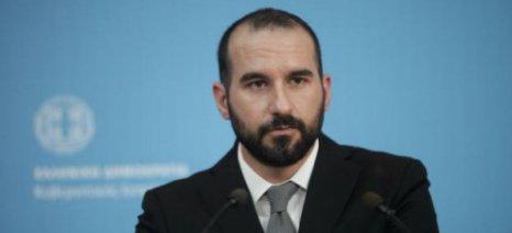 Τζανακόπουλος: Στόχος μας η επίτευξη συμφωνίας χωρίς ούτε ένα ευρώ επιπλέον μέτρα λιτότητας