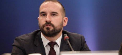 Αποζημιώσεις στους πληγέντες υπόσχεται ο Τζανακόπουλος