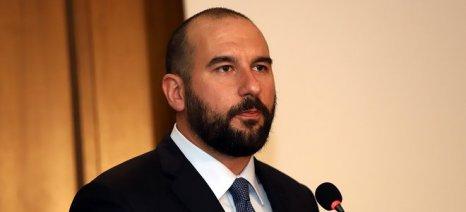 Δ. Τζανακόπουλος: Αχρείαστο το μέτρο μείωσης του αφορολογήτου των αγροτών