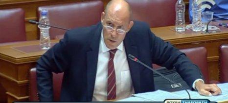 Ερώτηση για το πότε θα καταβληθεί το υπόλοιπο 30% των αποζημιώσεων του ΕΛΓΑ από τον Τζελέπη