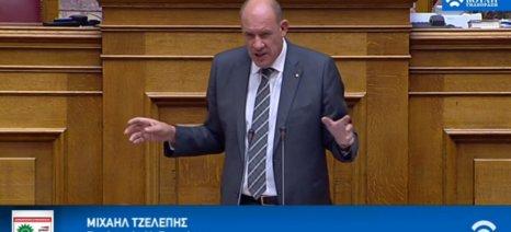 Σε εσφαλμένες πολιτικές της κυβέρνησης αποδίδει ο Τζελέπης τα προβλήματα στην ΕΒΖ