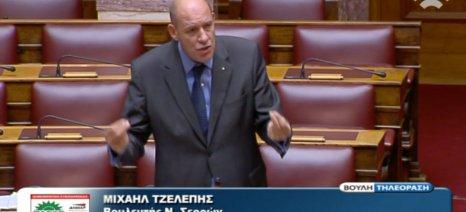 Τζελέπης: Μεθοδευμένη αποδυνάμωση του ΕΦΕΤ από τη Συγκυβέρνηση ΣΥΡΙΖΑΝΕΛ