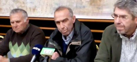 Αγροτικό συλλαλητήριο την 1η Μάρτη στα δικαστήρια Λάρισας στη δίκη 8 αγροτοσυνδικαλιστών