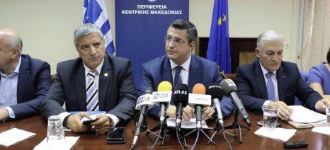 Η τοπική αυτοδιοίκηση μπαίνει μπροστά για να μην επικυρωθεί η Συμφωνία των Πρεσπών