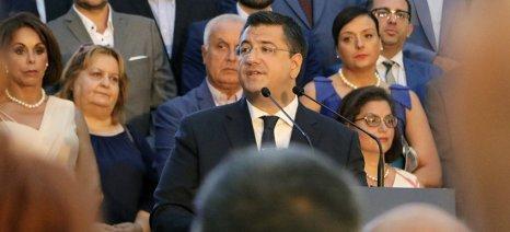 Τζιτζικώστας: «Χτίζουμε τη Μακεδονία του 2030 - Ενώνουμε τους Μακεδόνες κάτω από ένα κοινό όραμα»