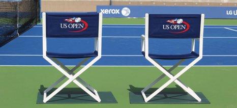 Ξεκινά σήμερα το τουρνουά τένις US Open με Σάκκαρη και Τσιτσιπά