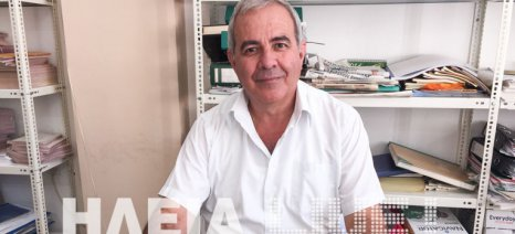 Παραμένει ο Βαλιανάτος πρόεδρος στην Ομάδα Παραγωγών Αμαλιάδας