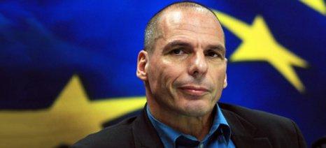 """Γ. Βαρουφάκης: """"Ας κάνει και η Ευρώπη ό,τι θέλει"""""""