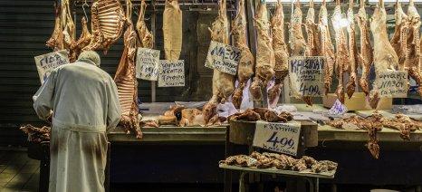 Στην εντατικοποίηση των ελέγχων στην αγορά του κρέατος προχωρά το ΥΠΑΑΤ ενόψει των Χριστουγέννων