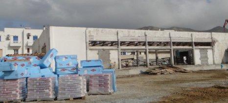 Μέχρι τα μέσα Ιανουαρίου ανοίγει σούπερ-μάρκετ Βασιλόπουλος στη Νάξο