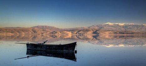 Διαφωνίες δημάρχων για τον τρόπο διαχείρισης των υδάτων της λίμνης Βεγορίτιδας