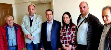 Συνάντηση του Αντιπεριφερειάρχη Αγροτικής Ανάπτυξης Δυτικής Ελλάδας και της Αλφειός Ρόδι με σερβική επιχειρηματική αποστολή