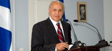 Παραιτήθηκε ο διοικητής του ΟΓΑ, Ξενοφών Βεργίνης, λόγω επικείμενων εκλογών