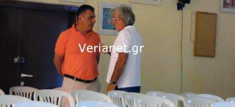 Ελάχιστοι ανταποκρίθηκαν στο κάλεσμα του Συλλόγου Γεωργών Βέροιας για το συμπύρηνο ροδάκινο
