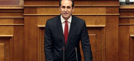 Μείωση του ασφαλιστικού κόστους των μετακλητών εργατών ζητά ο Βεσυρόπουλος
