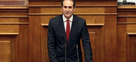 Παρέμβαση Βεσυρόπουλου για τους βαμβακοπαραγωγούς και τον Κανονισμό του ΕΛ.Γ.Α.