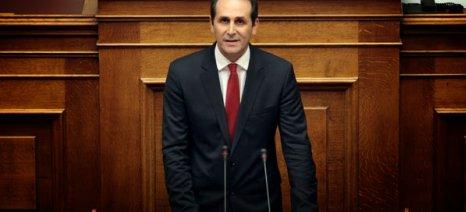 Βεσυρόπουλος: «Δεν υπάρχει στον προϋπολογισμό πρόβλεψη ενίσχυσης ροδακινοπαραγωγών λόγω ρωσικού εμπάργκο»