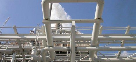Μόνο με αέριο εξισορρόπησης λειτουργούν πλέον οι εγκαταστάσεις των Λιπασμάτων Καβάλας