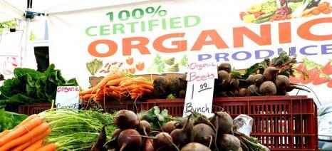 Σχέδιο τροπολογίας για τη νομική κατοχύρωση των βιολογικών λαϊκών αγορών καταθέτουν οι βιοκαλλιεργητές