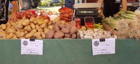 Η Ένωση Βιοκαλλιεργητών Βορείου Ελλάδος διερωτάται: Κηρύχτηκε πόλεμος στις λαϊκές αγορές;